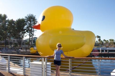 Big Duck making a BIGGER statement.